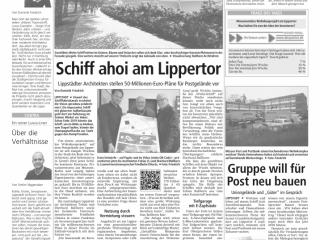 Postgelände Lippstadt