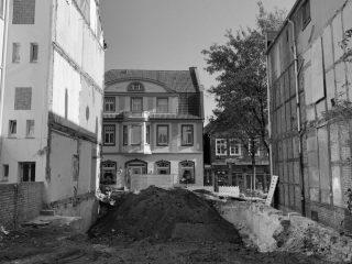 Projekt TQ13-Abbrucharbeiten in der Cappelstrasse abgeschlossen.