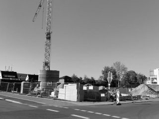 Projekt TQ3- Beginn der Bauarbeiten