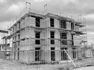 Projekt TQ3-Rohbauarbeiten sind abgeschlossen...