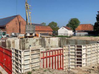 Baubeginn Haus S3.7