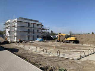 Baubeginn Haus TQ2.1