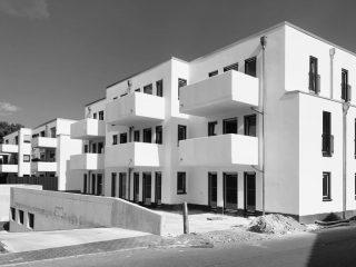 Haus S3.6 Quartier Josefstraße / Gerüstabbau